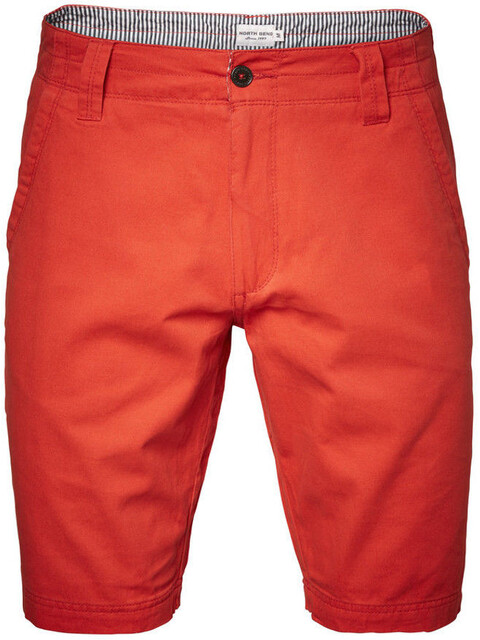 North Bend Epic korte broek Heren rood